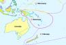 Okeanijos geografinė aplinka