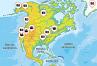 Šiaurės Amerikos mozaika
