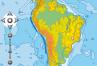 Pietų Amerikos gamtinė įvairovė